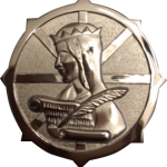 St. Catherine Medal photo