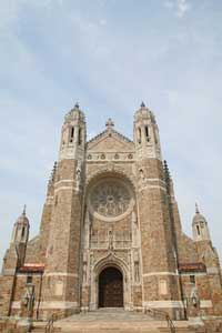 Our Lady, Queen of the Most Holy Rosary Cathedral Tour